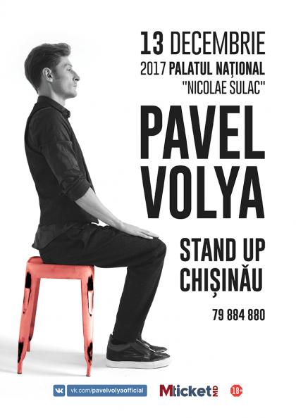 PAVEL VOLYA STAND UP