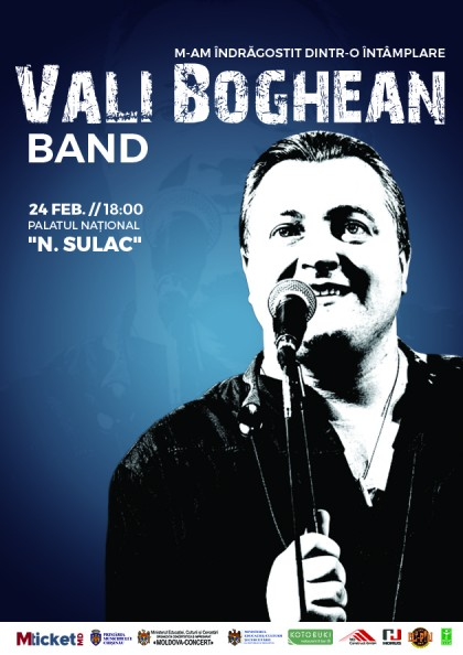 Vali Boghean Band