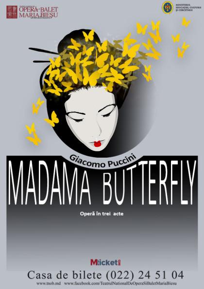 Madama Butterfly opera de Giacomo Puccini  (varianta de concert)