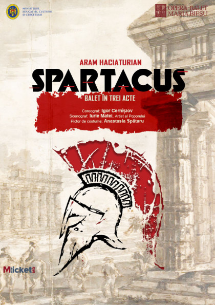Spartacus, balet de Aram Haciaturean