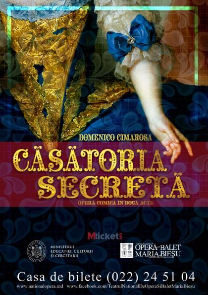 CASATORIA SECRETA