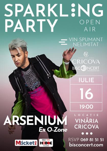 "ARSENIUM (Ex-O-zone) la ""Sparkling Party"""