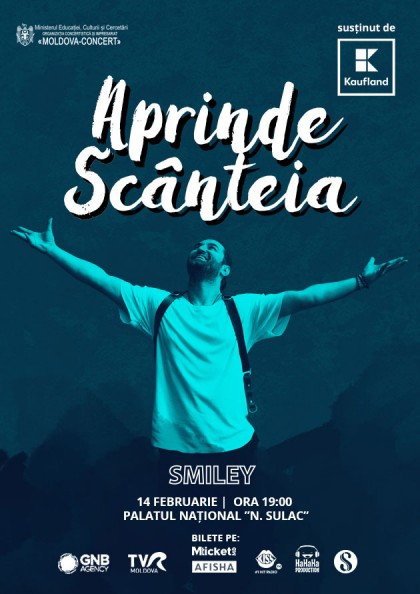 Smiley - Aprinde Scanteia