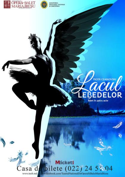Lacul Lebedelor