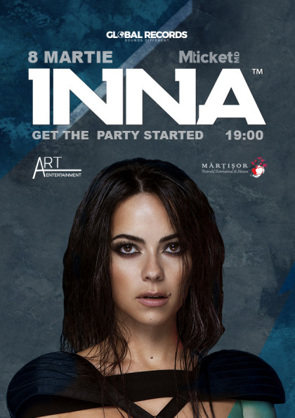 INNA - Get the party started