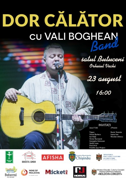 Dor Calator - Vali Boghean Band