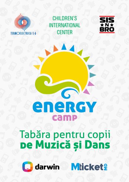 ENERGY CAMP, Turul III
