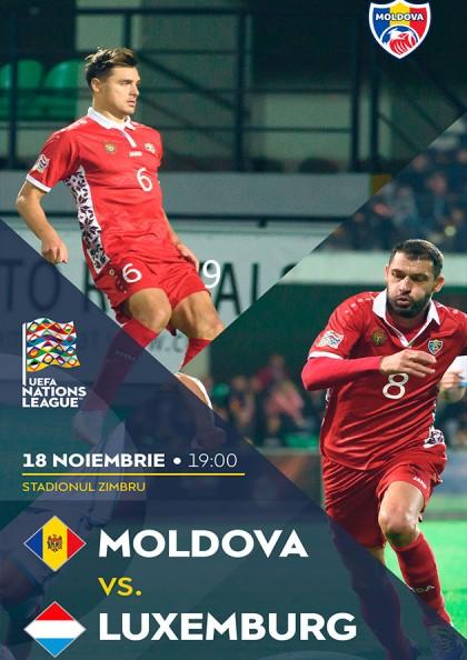 MOLDOVA - LUXEMBURG