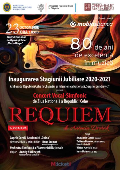 Requiem de Antonin Dvorak
