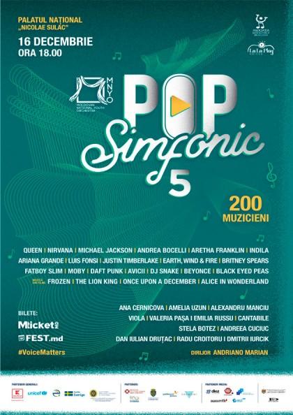 Pop Simfonic 5