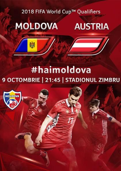 MOLDOVA - AUSTRIA