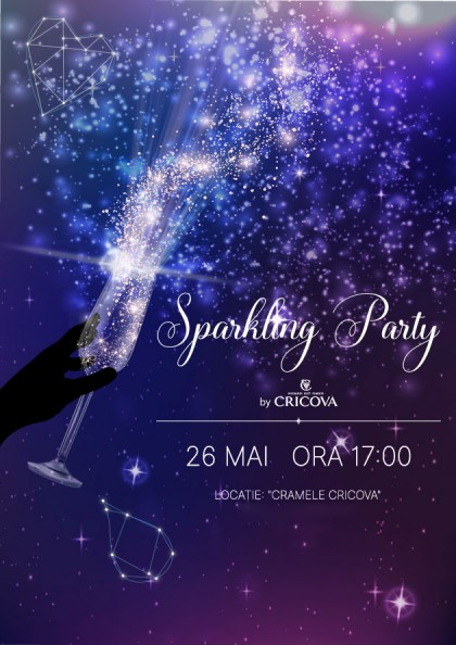 Sparkling Party by Cricova