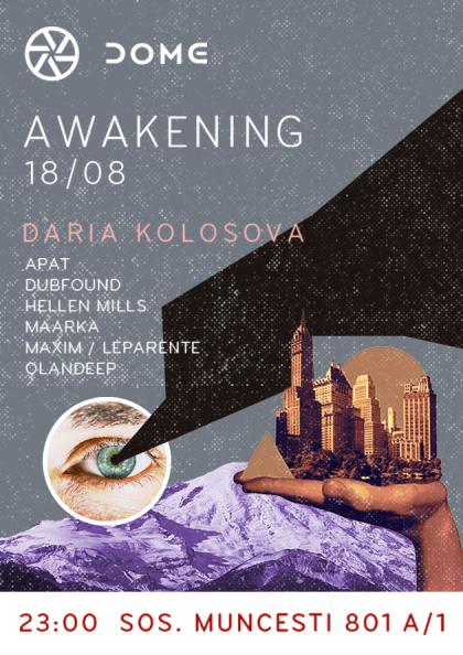 DOME – AWAKENING