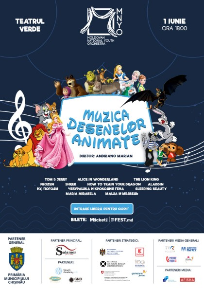 Muzica Desenelor Animate